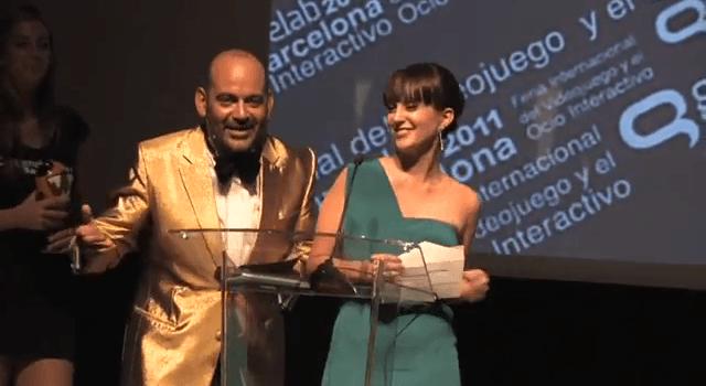 Gala de los premios Gamelab 2011