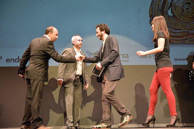 Entrega de Premios Enderrock 2014