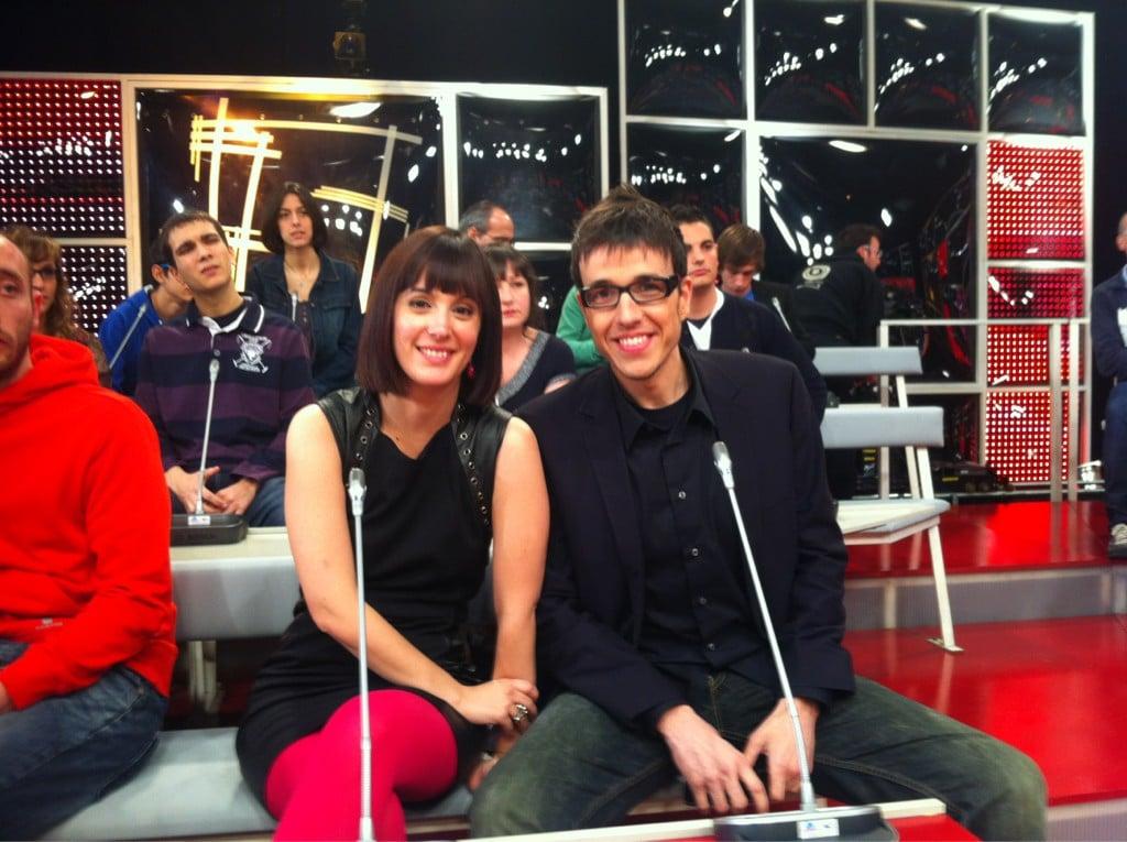 Gina Tost en Banda Ampla