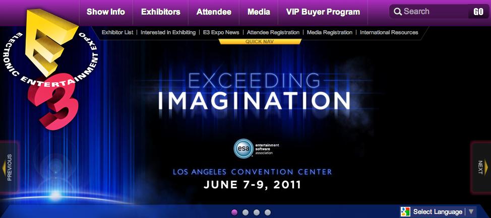 Me voy al E3