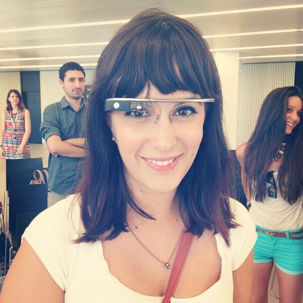 Las Google Glass en La Tribu de Catalunya Ràdio